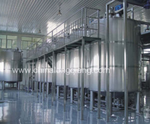 Pasteurized Milk Production Line pictures & photos