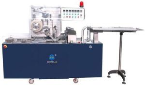 Pencil Adjustable Tri-Dimensional Cellophane Overwrapping Machine (with tear tape) pictures & photos