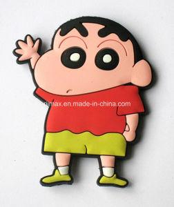 Cartoon Design Soft PVC Fridge Magnet, Promotion Fridge Magnets