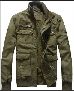 Men Cotton Top Fashion Garments Washed Jeep Jacket pictures & photos