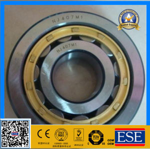 Cylindrical Roller Bearing Gear Milling Machine Bearing (NJ407M1)