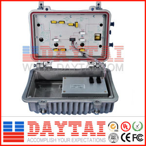 CATV Field Trunk Amplifier (Outdoor Amplifier DT-FTA-8100) pictures & photos
