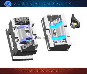 Plastic Wheel Mould for Luggage Caster (D06SS)