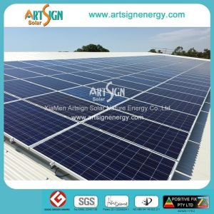 Solar Mounting Structure for Tin Roof Top Solar Panels PV Brackets pictures & photos