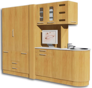 DC-20 Hot Selling and High Quality Dental Cabinet with CE pictures & photos
