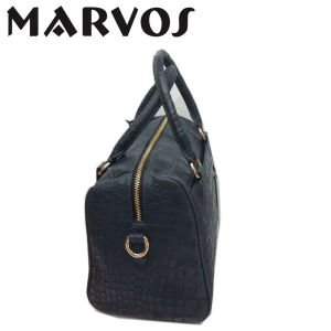 China Wholesale Satchel Leather Hand Bag Leather Hand Bag (M10456)