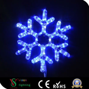 Outdoor Snowflake Motif Light LED