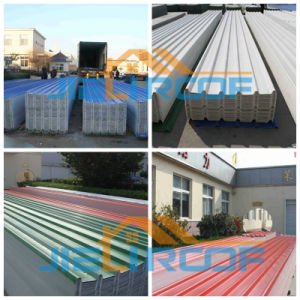 Corrosion Resistance No Rust UPVC Roofing Sheet pictures & photos