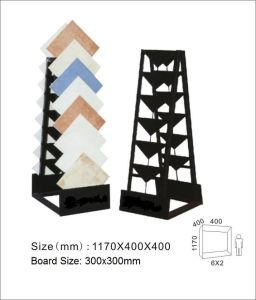 China Tile Trade Show Display Stand