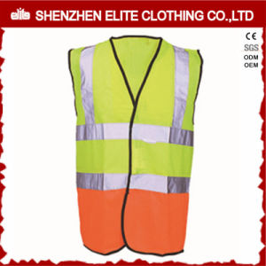 High Visibility Traffic Reflective Safety Work Vest (ELTHVVI-1) pictures & photos