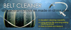 Excellent Cleaning Efficiency Ceramic Belt Cleaner Used in Cement Plant pictures & photos