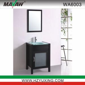 China Solid Wood Bath Vanity