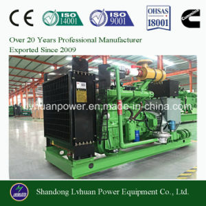Green Energy 400 Kw Biomass Gas Generator Set with China Manufacture Price pictures & photos