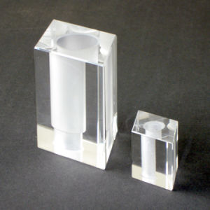 Crystal Glass Cube