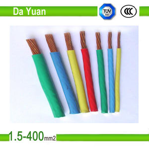 2.5mm 450/750V Copper/PVC Insulated Electric Wires/Building Wire pictures & photos