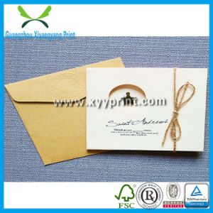 Custom Wedding Invitation Card Wholesale Greeting Card pictures & photos