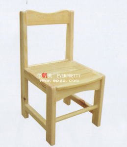 Kids Furniture Solid Wood Kids Chair for Kindergarten (SF-05C) pictures & photos