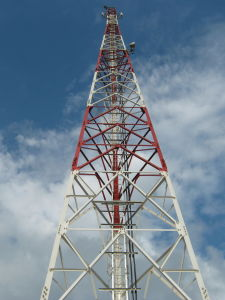Power Transmission Microwave Communication Tower (FLM-ST-034) pictures & photos