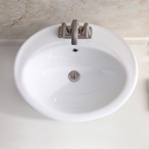 1001 Drop in Basin, Top Sink, Changie Ceramic Factory (1001) pictures & photos