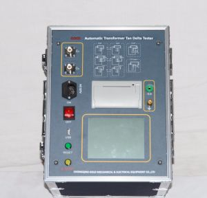 Transformer Power Factor Tester / Tan Delta Tester (GDGS) pictures & photos