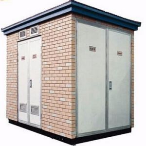 Smart Prefabricated Outdoor Power Distribution Compact Cubicle Substation pictures & photos