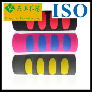 Environmentally NBR Sponge Bicycle Handle Sleeves Manufacturer pictures & photos