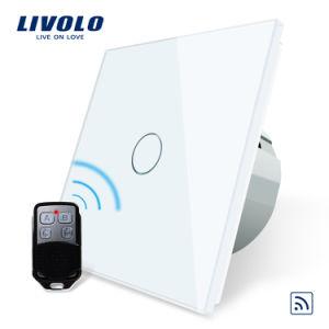 China Livolo Remote Control Smart Home Light Wireless Touch Wall