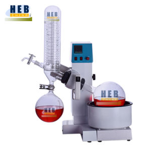 Re-200A 0.5~2L Rotary Evaporator with Oil Bath