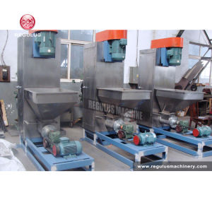 PP, PE Granulating Recycling Machine pictures & photos
