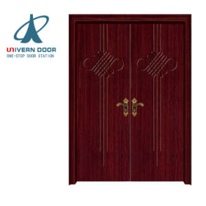 Great ... Safety Wooden Flush Double Main Door Designs Catalogue For Houses In  Kerala ...