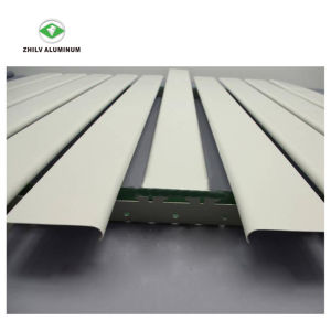 China Iso9001 Factory Aluminum Metal Suspended Strip Linear Ceiling China Ceiling Panel Aluminium Ceiling