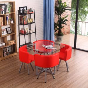 China Modern Design Dining Table And Chair Set Marble Design Dining Table Set 2 4 Chair Set Factory Dining Room Furniture China Dining Table Design Dining Table And Chair Sets