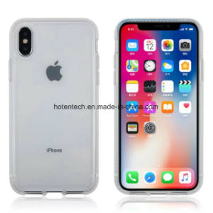 new arrival 82e48 4c120 Pure Clear Bullet Shield Tech21 Impact Protection Case for iPhone X