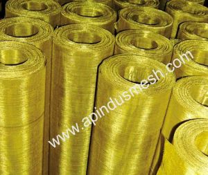 Superior Quality Mesh Roll H65 Brass Wire Mesh