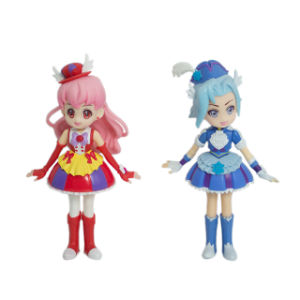 PVC Balala Little Magic Fairy Figure