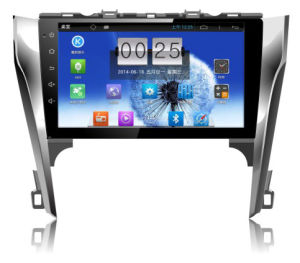 "10.1"" Big Screen Android 4.4 Car Navigation for Toyota Camry 2012 with 1024 * 600 Resolution and DVR Camera Input"