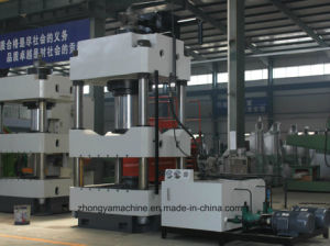 Four Column CNC Hydraulic Press Machine Y32-200t pictures & photos
