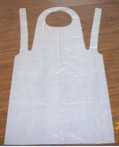 Water Proof Plastic Disposable PE Apron pictures & photos