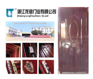 Security Steel Door with Lowest Price pictures & photos