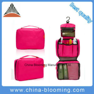 Ladies Mens Travel Perfume Beauty Cosmetic Toiletries Makeup Wash Bag pictures & photos