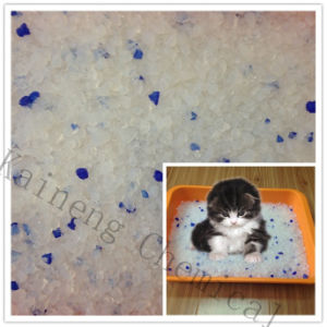 Silica Gel Cat Litter Blue Adds pictures & photos