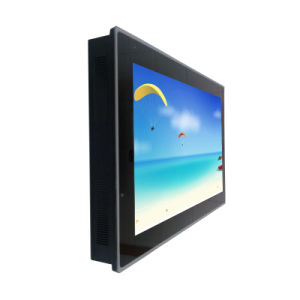 "for Buliding, Exhibition Hall 22"" LCD Advertising Player pictures & photos"