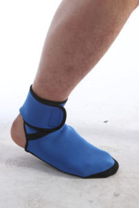 Qh-5303 Neoprene Shoe Cover for Gym Exercise
