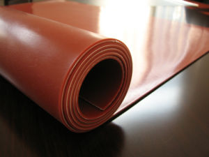 Silicone Rubber Sheet, Silicone Sheets, Silicone Sheeting Made with 100% Virgin Silicone Without Smell pictures & photos