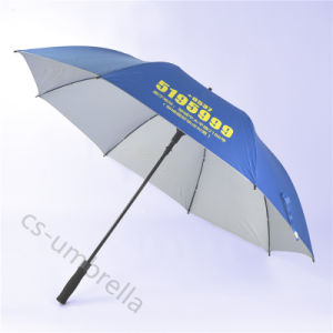 "Auto Open 29.5"" Promotion Golf Straight Umbrella for Advertising (YSS0125)"
