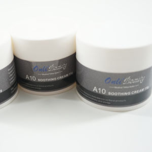 Natural A10 Anesthetic Cream for Skin Needling Treatement Permanet Makeup Soothing Cream pictures & photos
