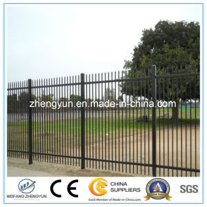2017 Good Quality Garden Fence and Steel Fence
