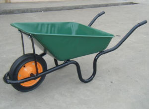 Green Colour Wheel Barrow Wb3800 for Sale pictures & photos