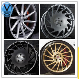 Replica Vosssen Car Alloy Wheel Rims/Car Rims pictures & photos