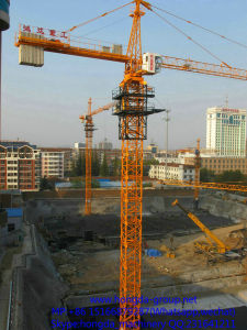 Hongda Nice Quality 3ton to 25 Ton Tower Crane pictures & photos